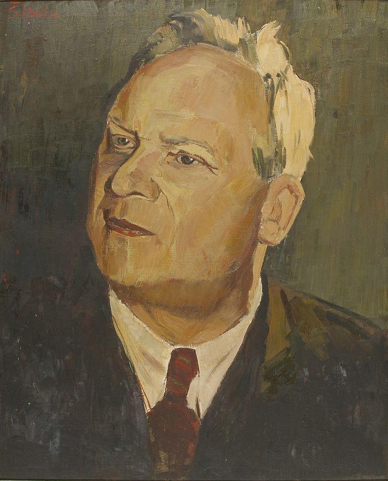 Šibilin portret Lovra Kuharja