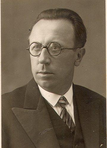 Špicar Jakob - portret