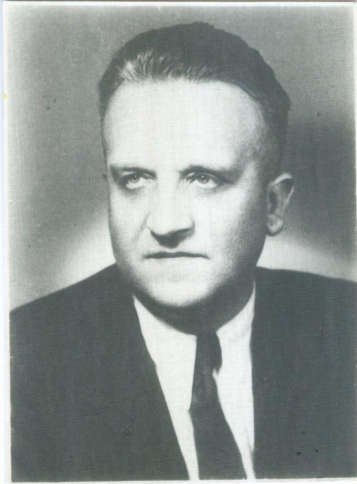 Portret Avgusta Kuharja