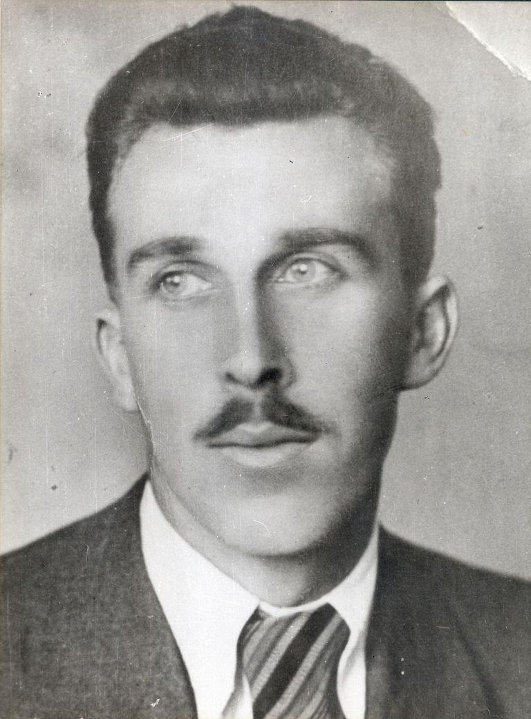 Portret Franja Goloba