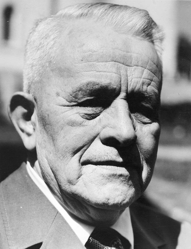 Portret Luke Kramolca