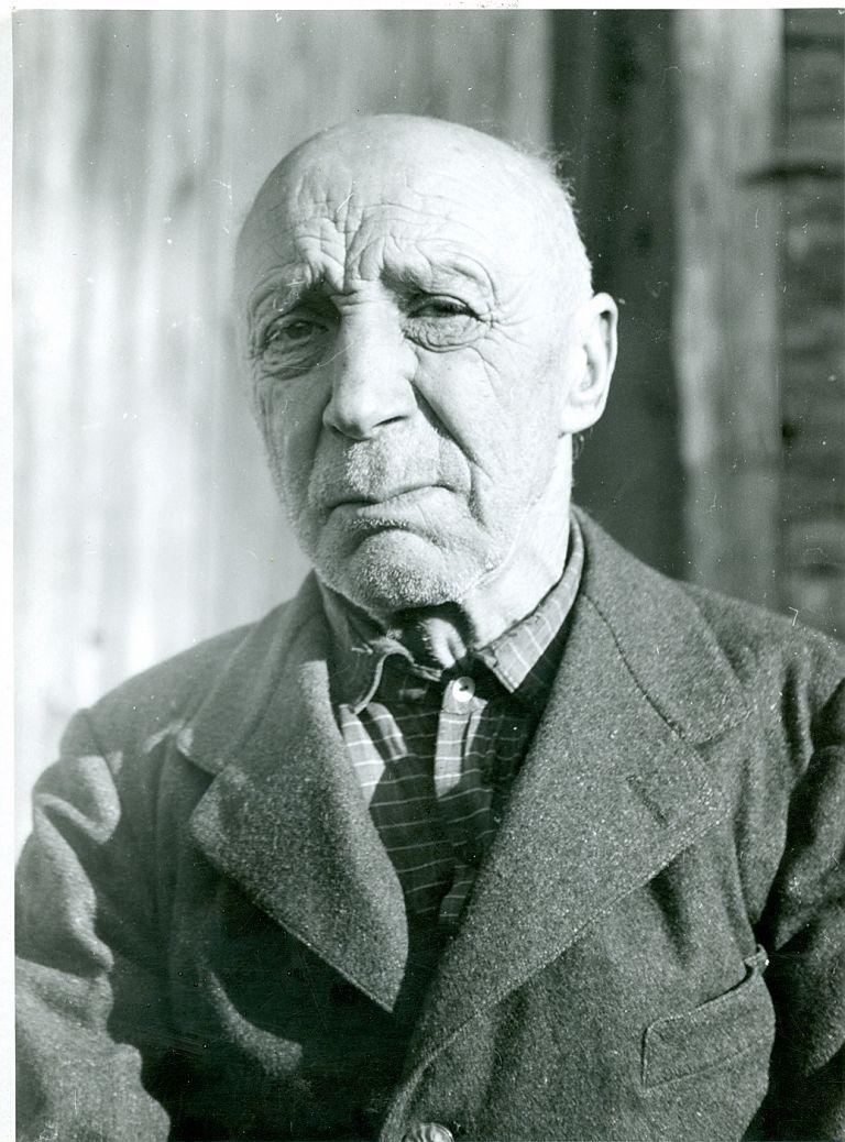 Portret Blaža Mavrela