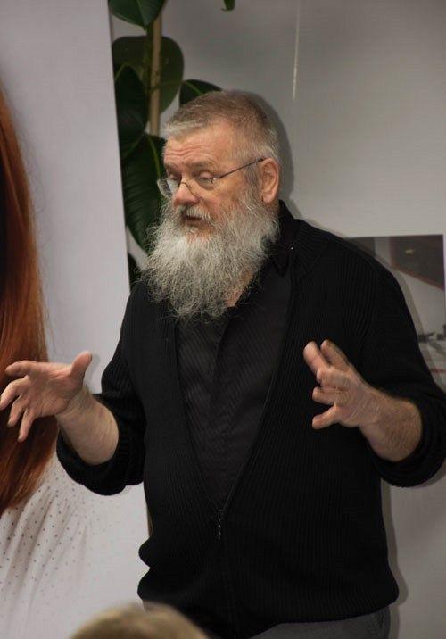 Vili Rezman, portret