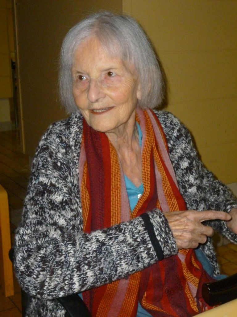 Zdenka Golob, portret