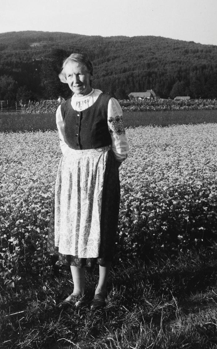 Portret Milke Hartman