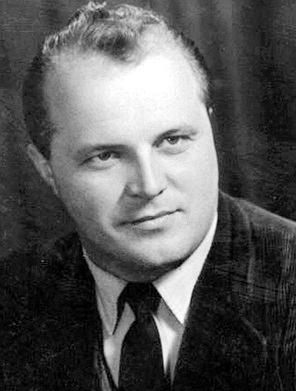 Portret Rudolfa Čretnika