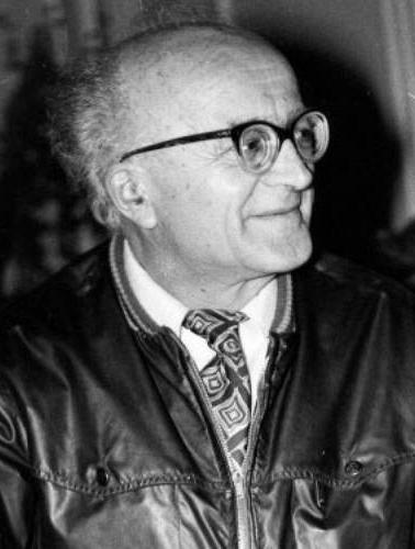 Lojze Štandeker, portret