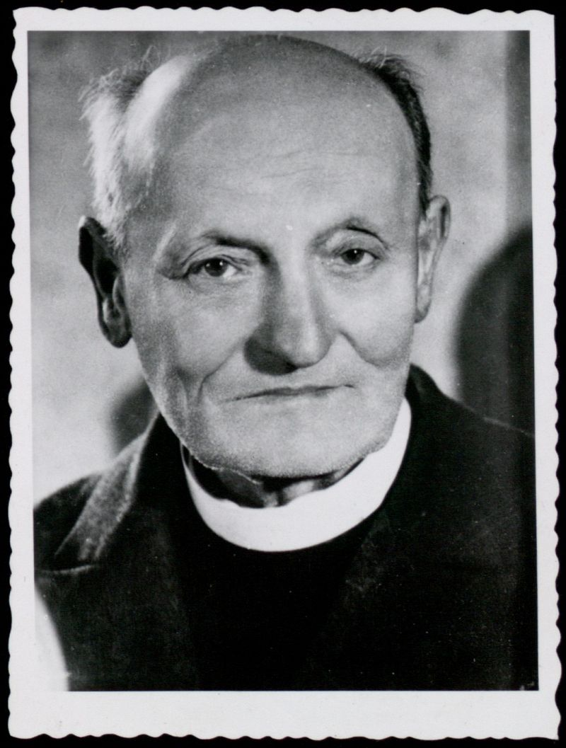 Portret Franc Ksaver Meško