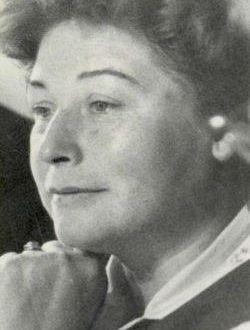 Nada Gaborovič, portret