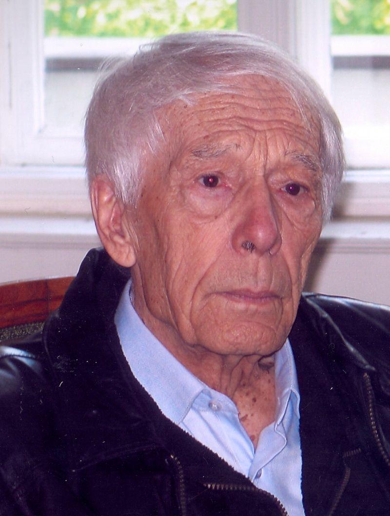 Portret Božidarja Teda Kramolc